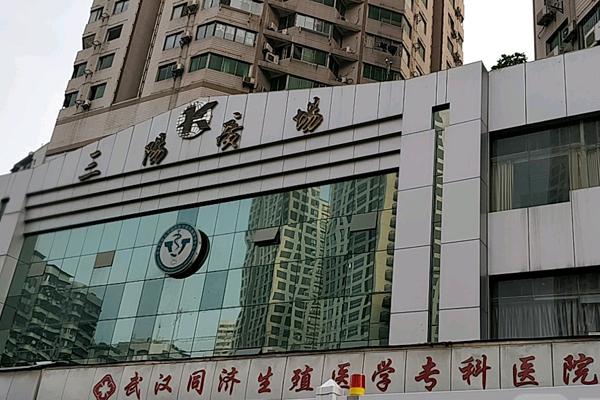 武汉同济生殖医学专科医院